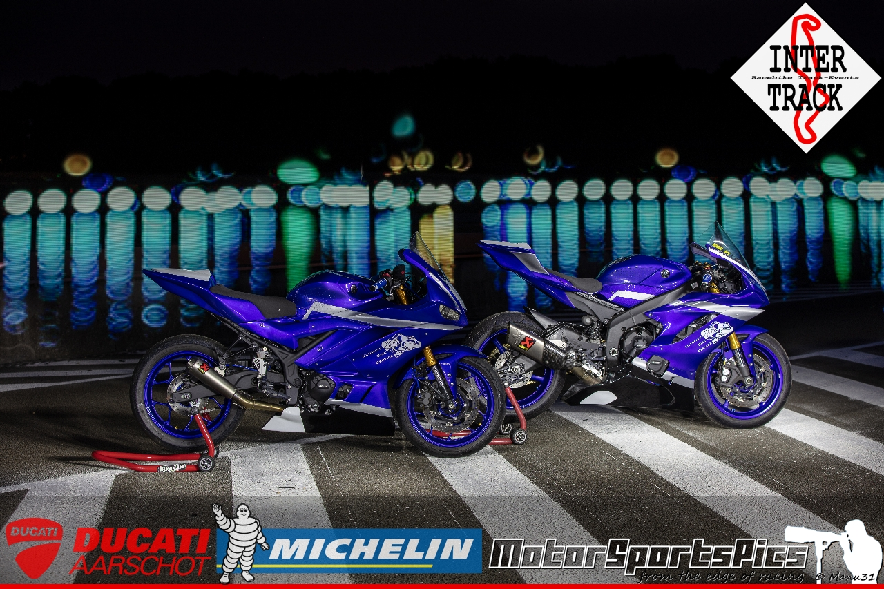 Lightpaint art photography of motorcycles #3