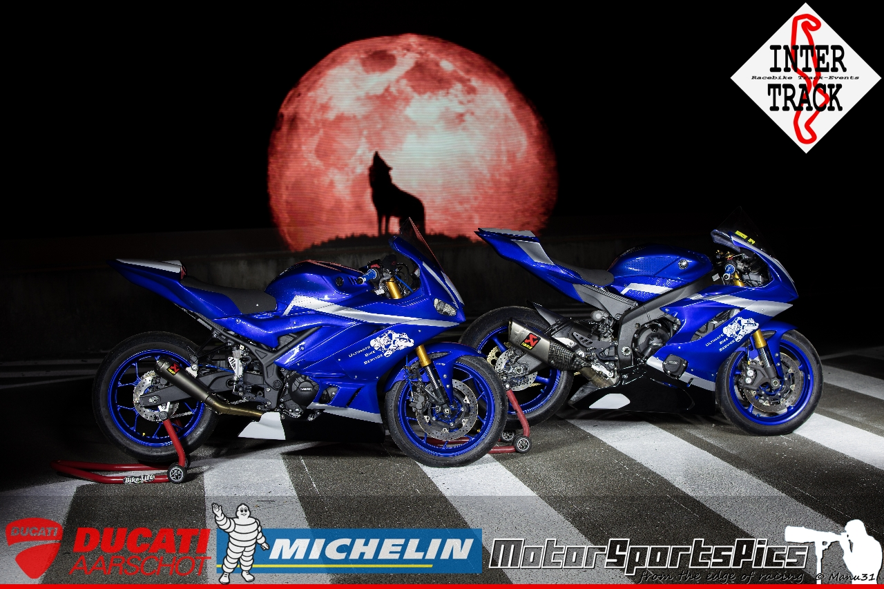 Lightpaint art photography of motorcycles #6