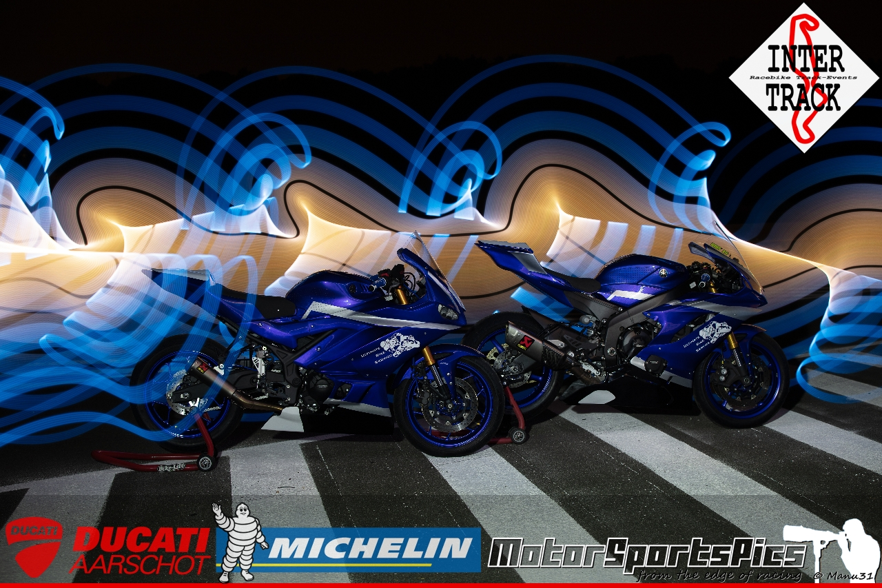 Lightpaint art photography of motorcycles #11