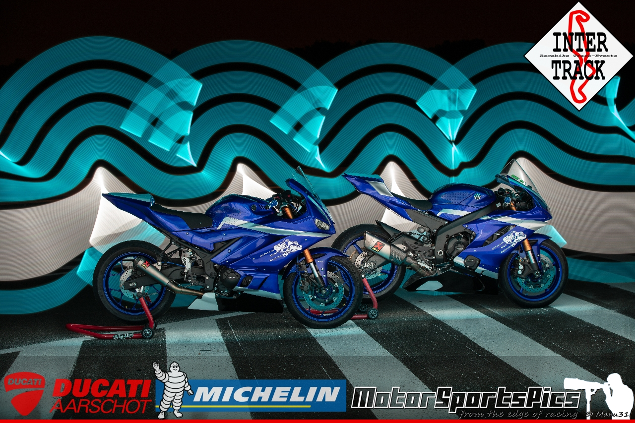 Lightpaint art photography of motorcycles #12