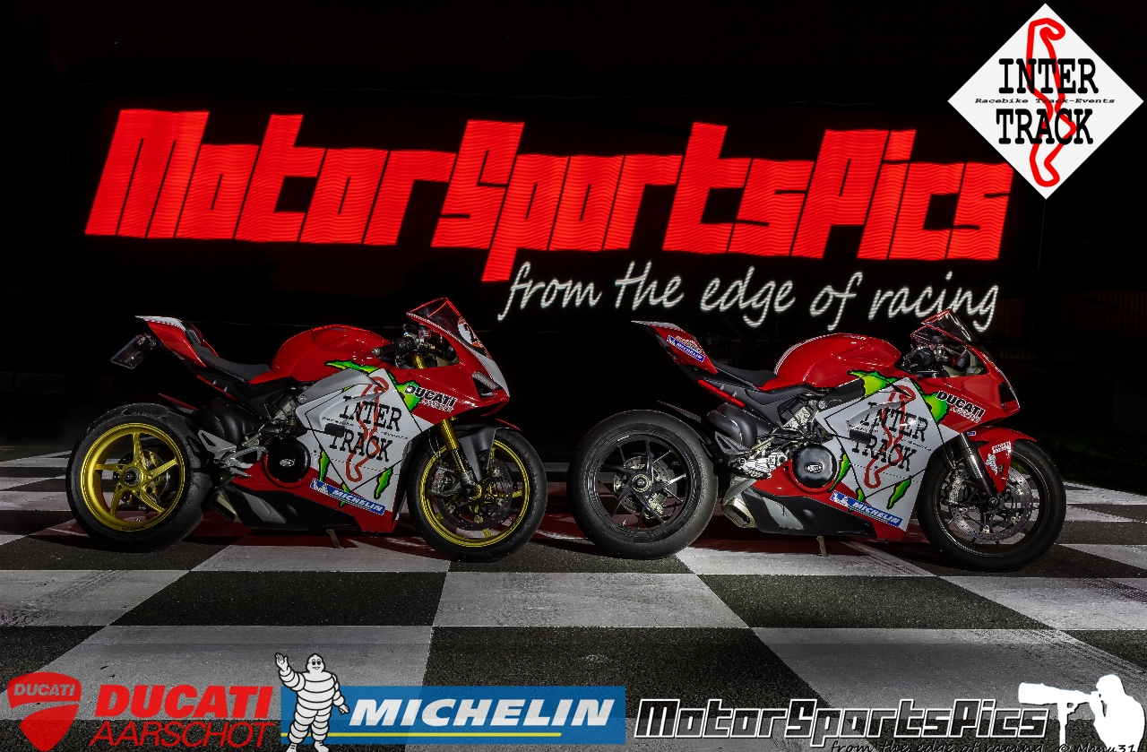 Lightpaint art photography of motorcycles #18