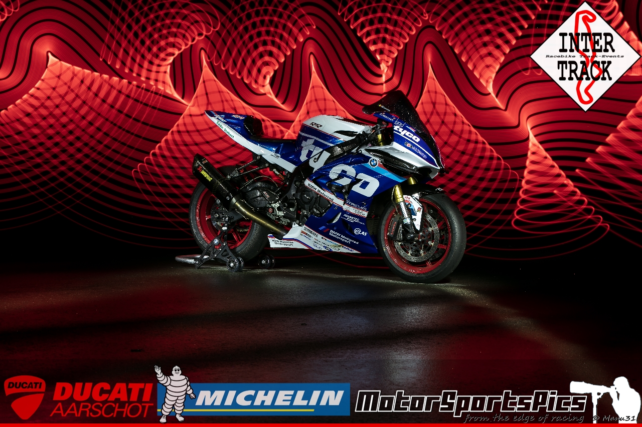 Lightpaint art photography of motorcycles #38