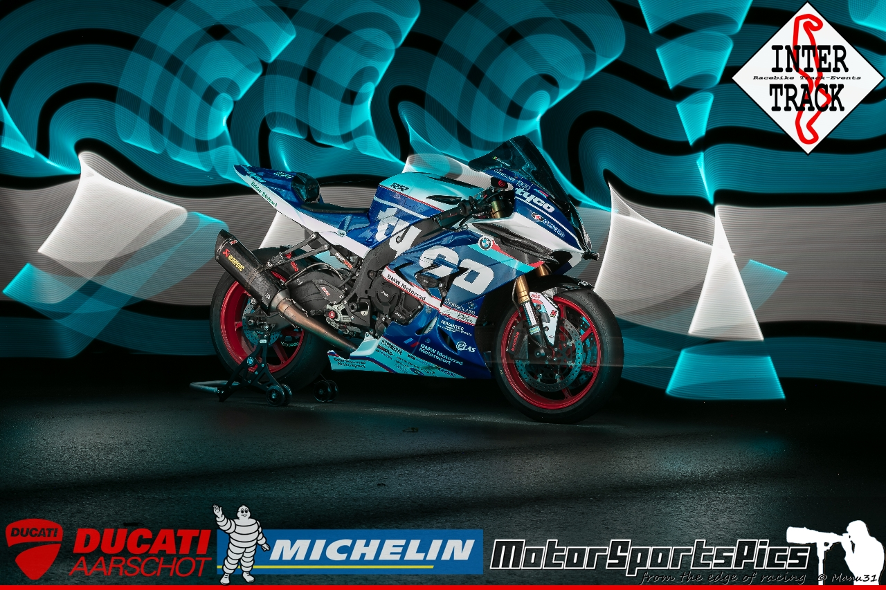 Lightpaint art photography of motorcycles #40
