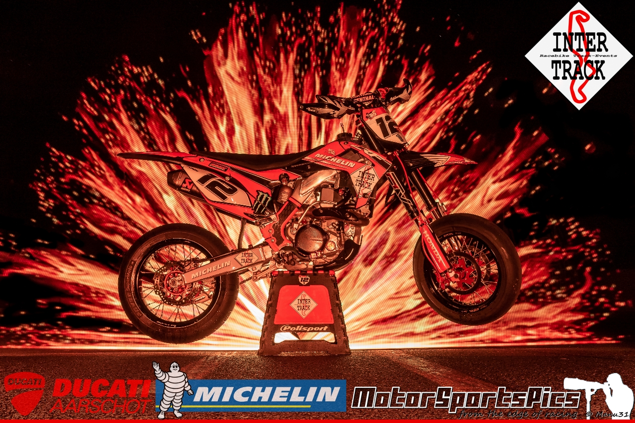 Lightpaint art photography of motorcycles #42