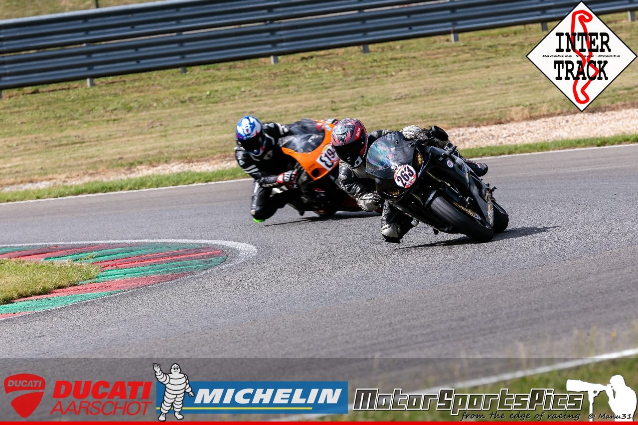 28-06-20 Inter-Track at Mettet group 3 Yellow #100