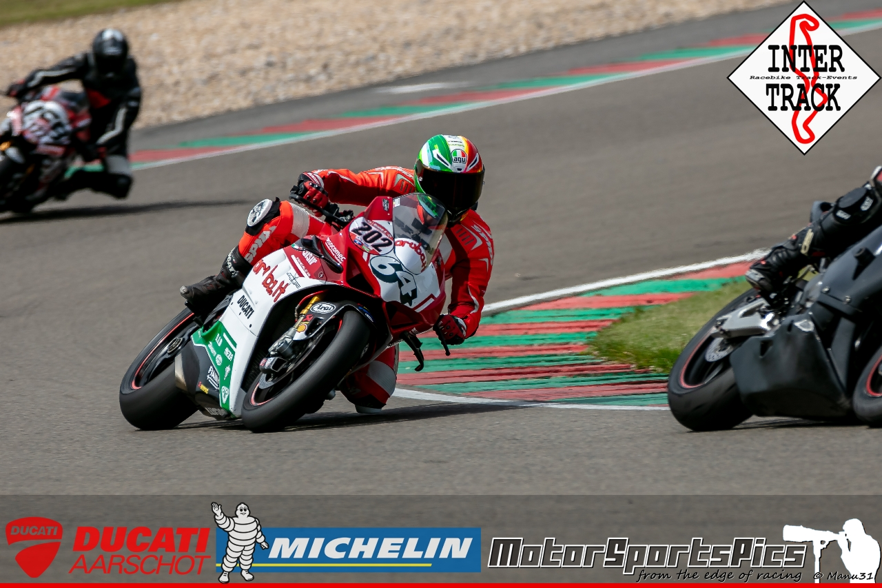 18+19-07-2020 Inter-Track at Mettet group 4 Red #10