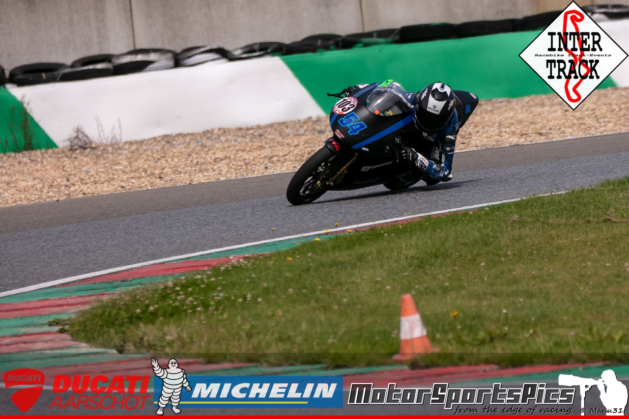 18+19-07-2020 Inter-Track at Mettet group 2 Blue #77
