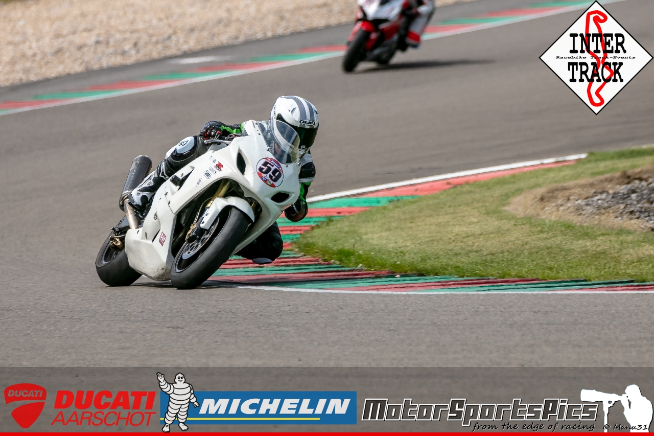 18+19-07-2020 Inter-Track at Mettet group 2 Blue #98