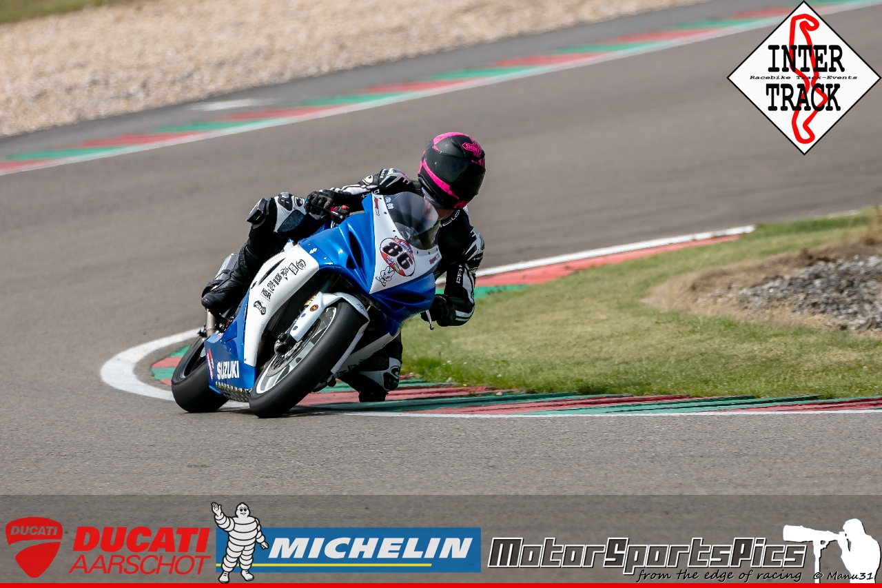 18+19-07-2020 Inter-Track at Mettet group 2 Blue #99