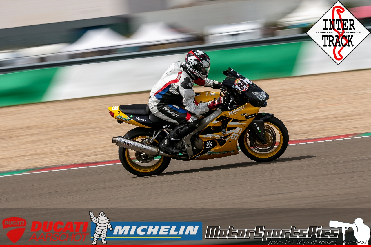 18+19-07-2020 Inter-Track at Mettet group 3 Yellow #10