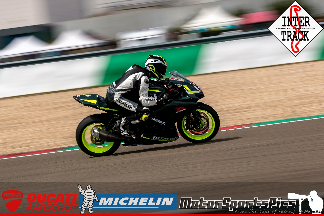 18+19-07-2020 Inter-Track at Mettet group 3 Yellow #22