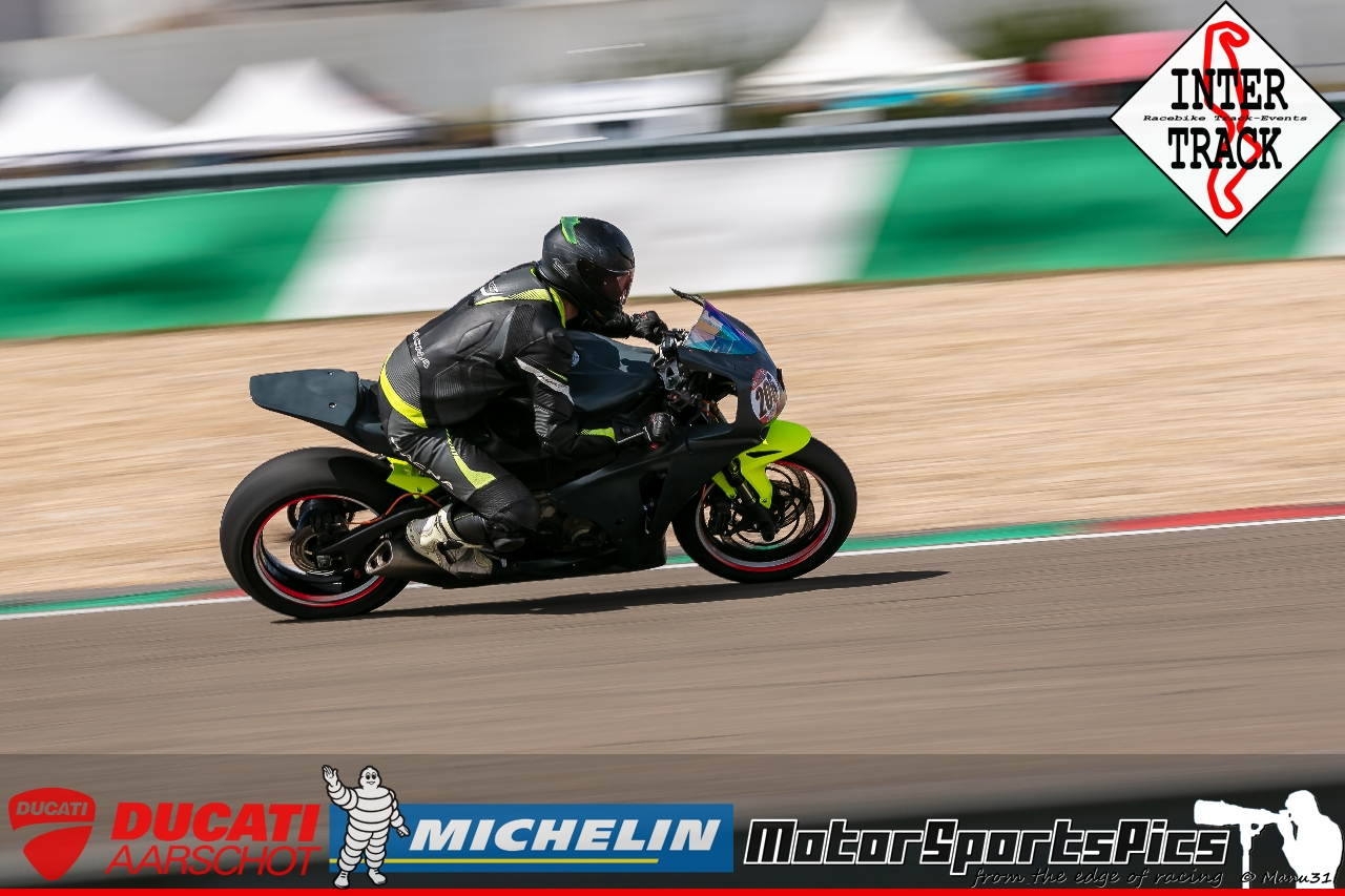 18+19-07-2020 Inter-Track at Mettet group 4 Red #95