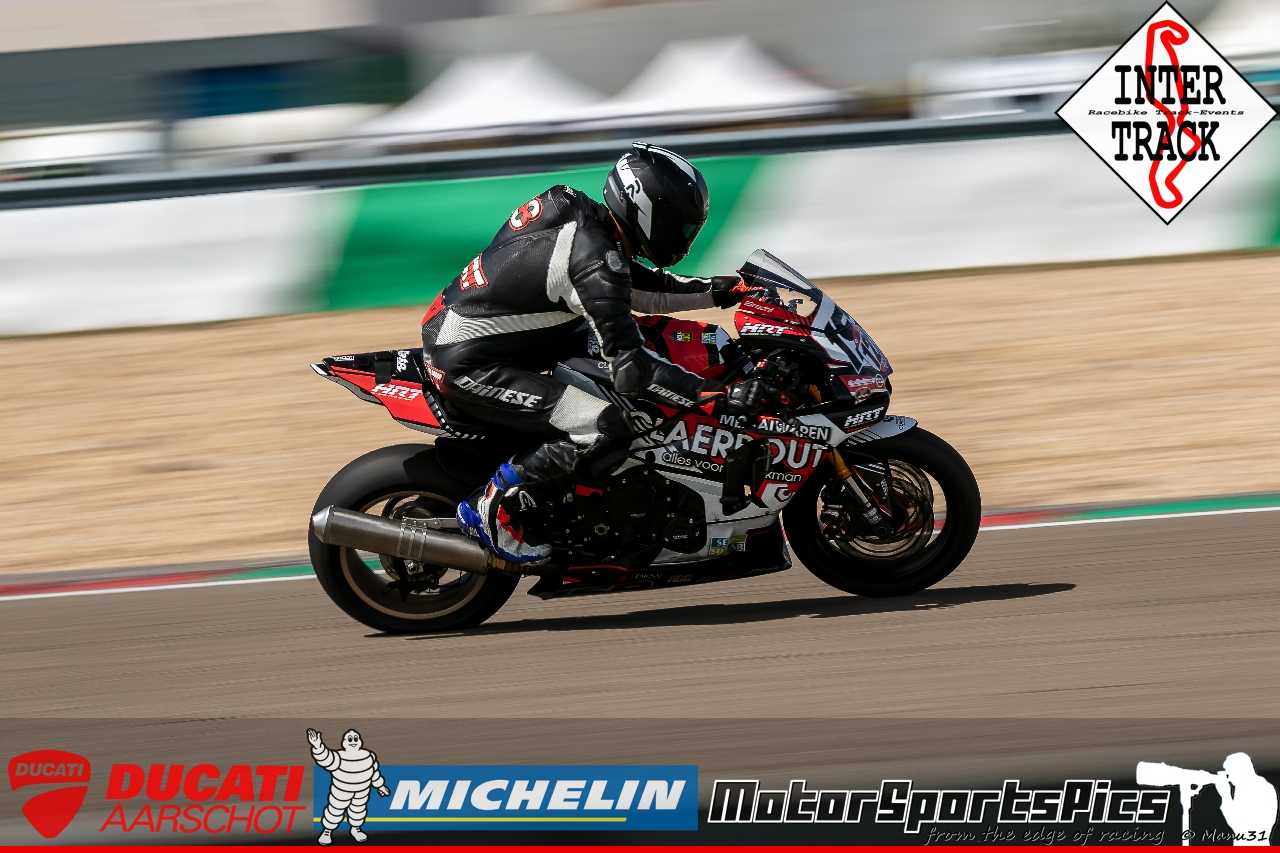 18+19-07-2020 Inter-Track at Mettet group 4 Red #97