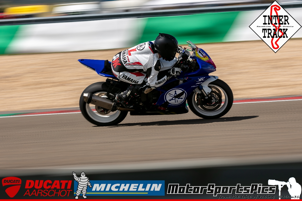 18+19-07-2020 Inter-Track at Mettet group 4 Red #98