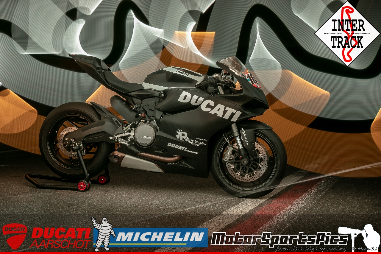 Lightpaint art photography of motorcycles #43