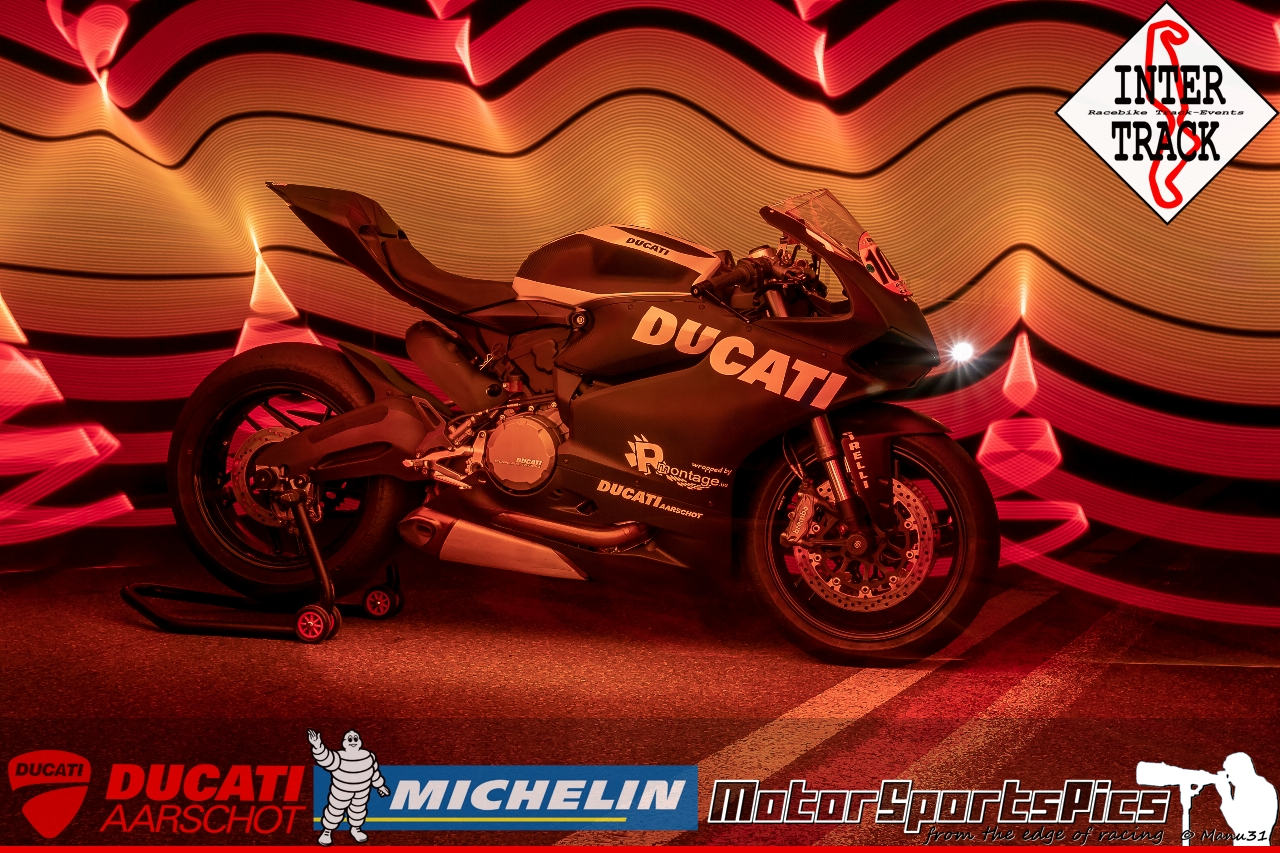 Lightpaint art photography of motorcycles #45