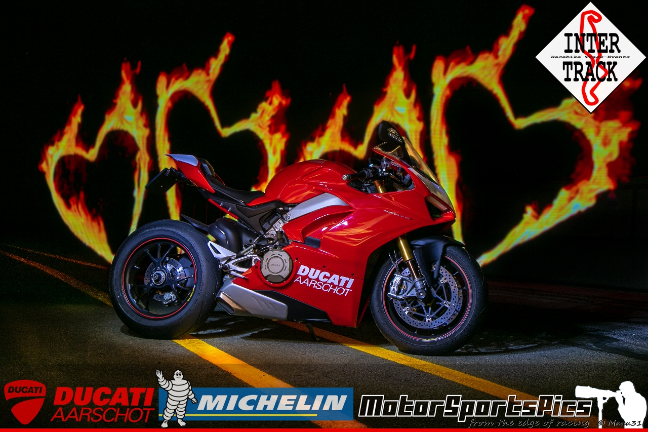 Lightpaint art photography of motorcycles #52