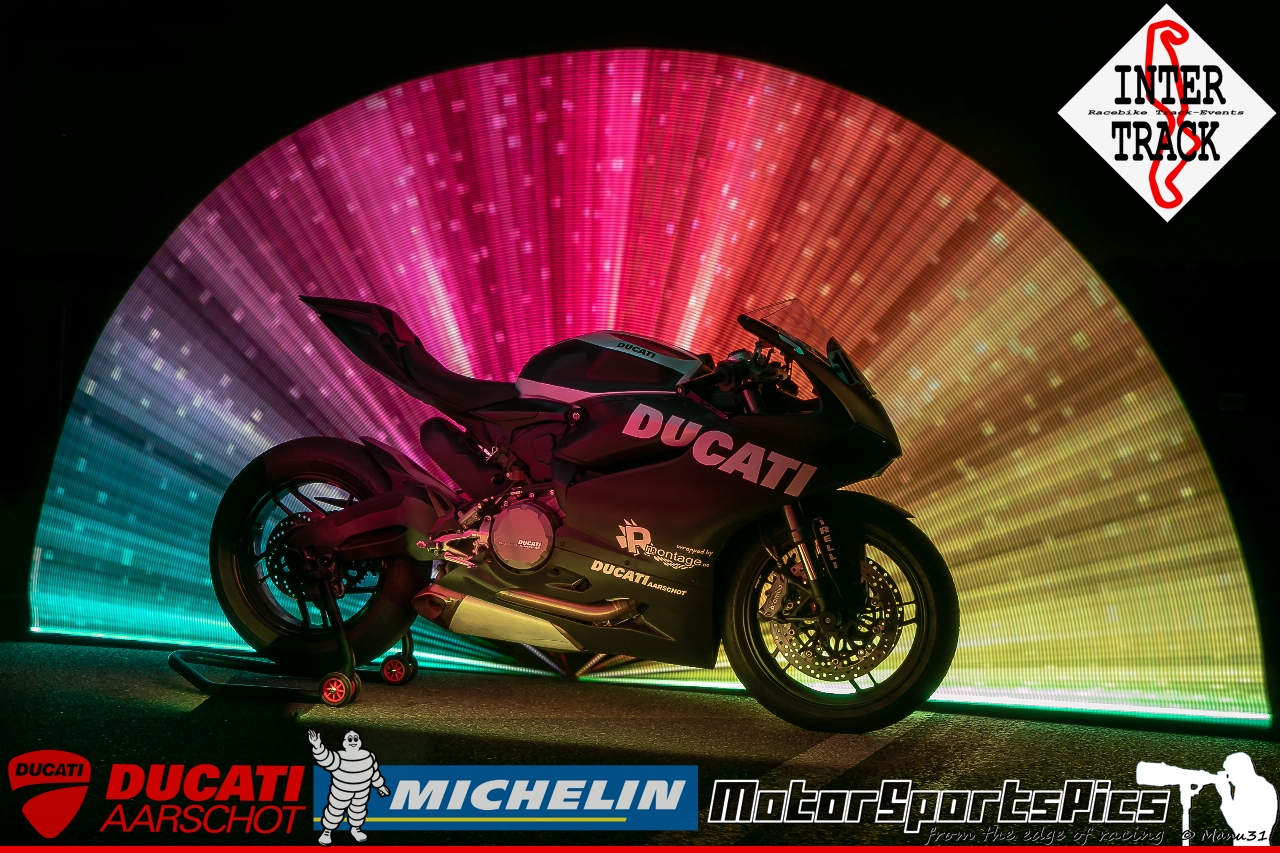 Lightpaint art photography of motorcycles #53