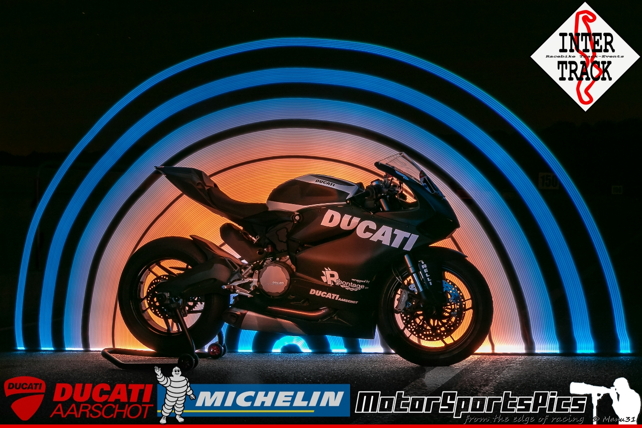 Lightpaint art photography of motorcycles #54