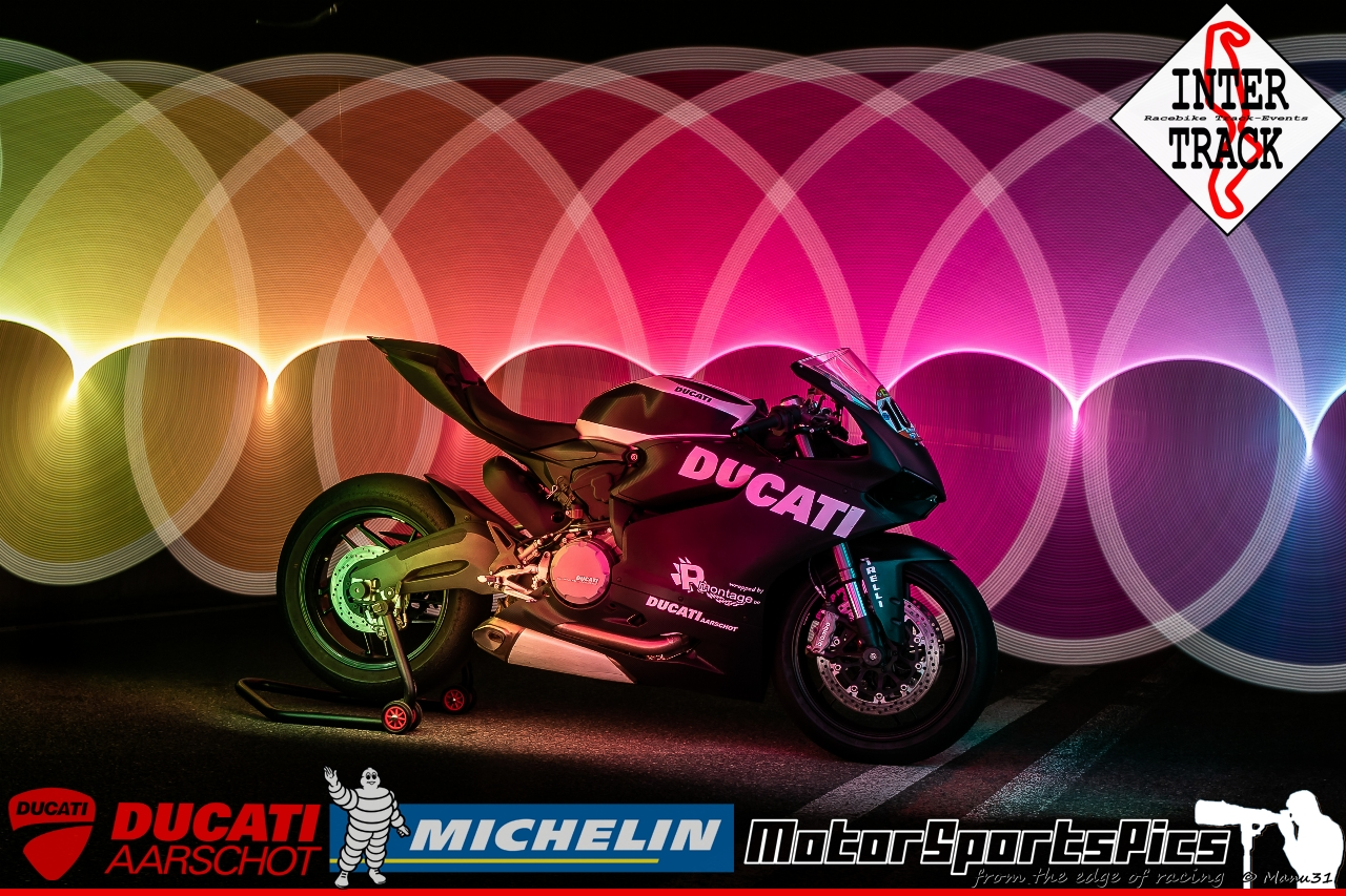 Lightpaint art photography of motorcycles #55