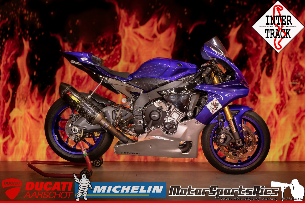 Lightpaint art photography of motorcycles #56