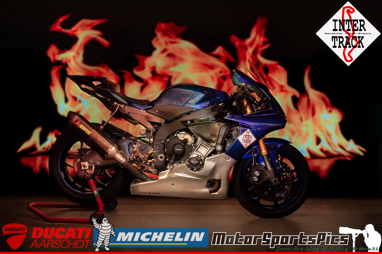Lightpaint art photography of motorcycles #58