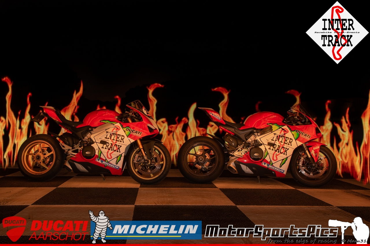 Lightpaint art photography of motorcycles #61