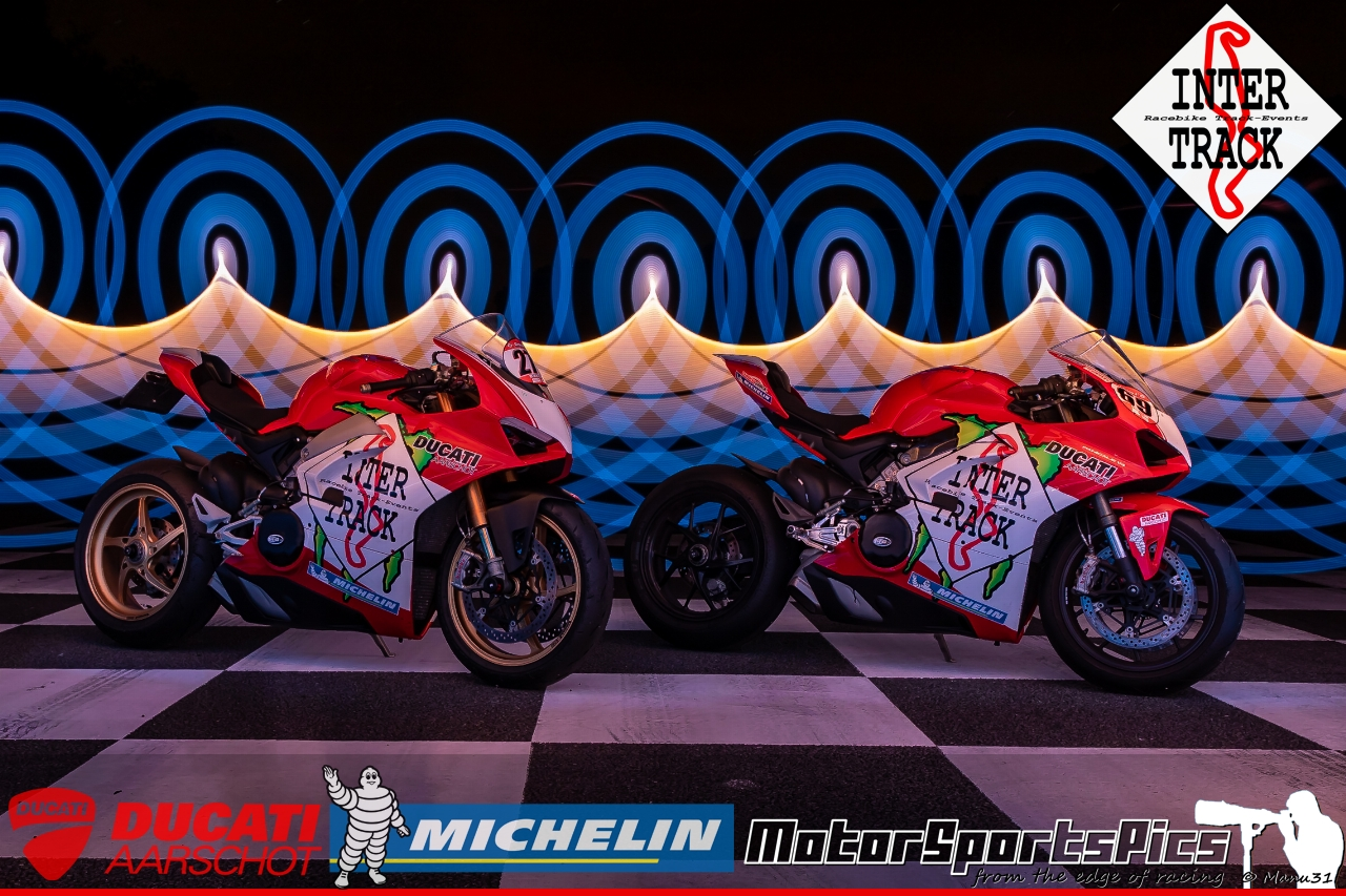Lightpaint art photography of motorcycles #66