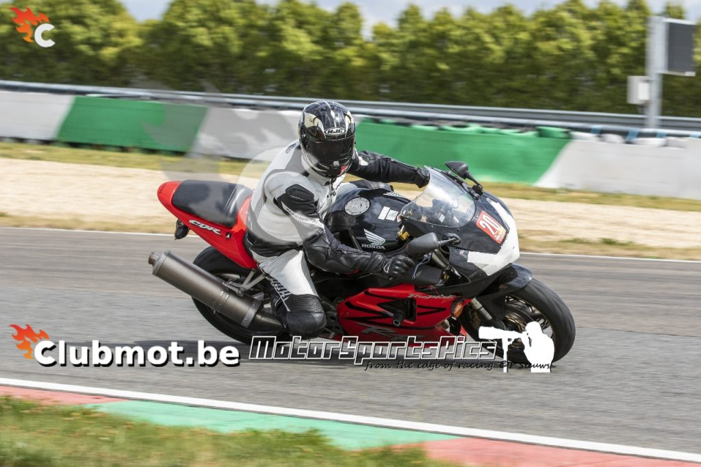 16-08-2020 Clubmot Event at Mettet Group Red #101