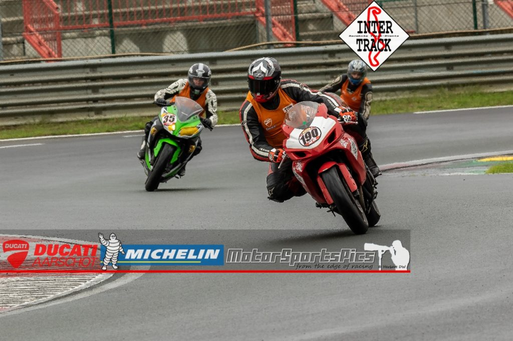 31-08-2020 Inter-Track at Zolder group 1 Green #77