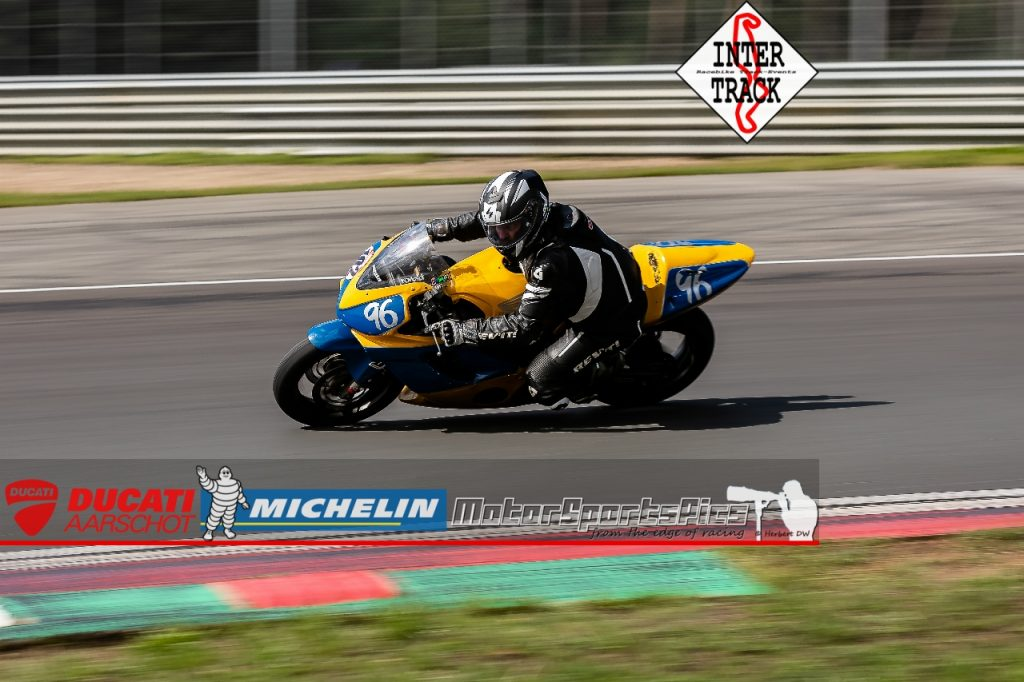 31-08-2020 Inter-Track at Zolder group 3 Yellow #12