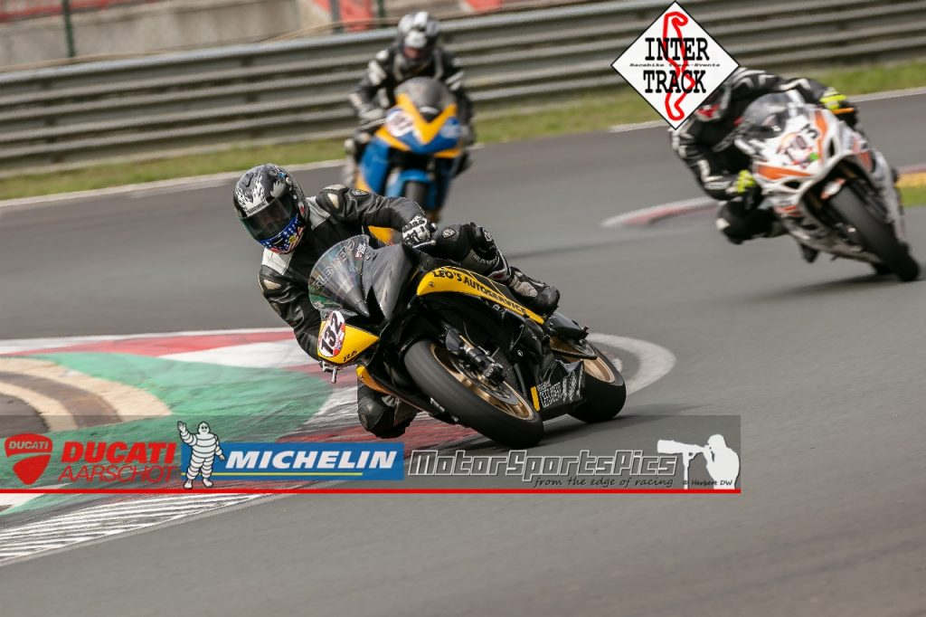 31-08-2020 Inter-Track at Zolder group 3 Yellow #92