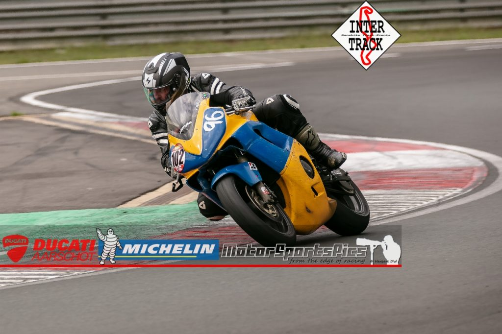 31-08-2020 Inter-Track at Zolder group 3 Yellow #131