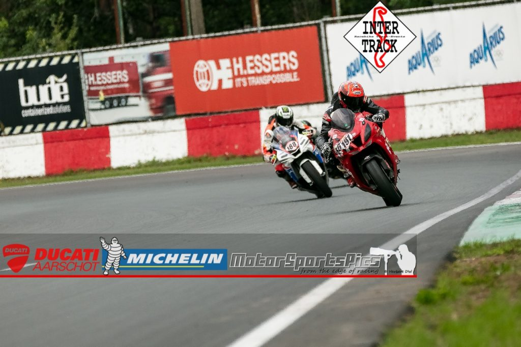 31-08-2020 Inter-Track at Zolder group 4 Red #63