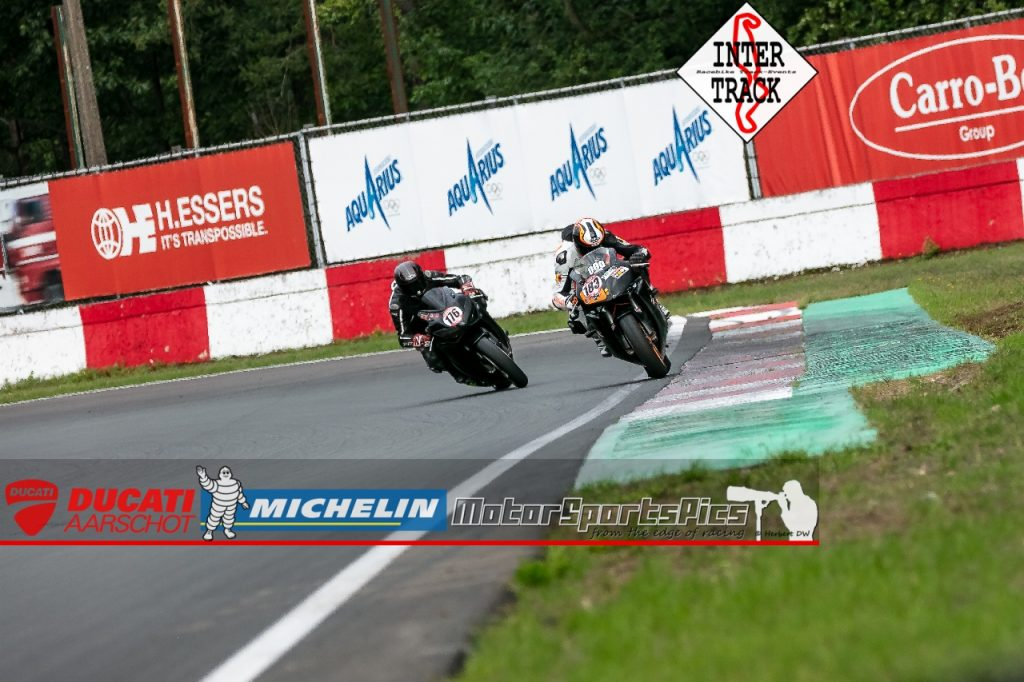 31-08-2020 Inter-Track at Zolder group 4 Red #87