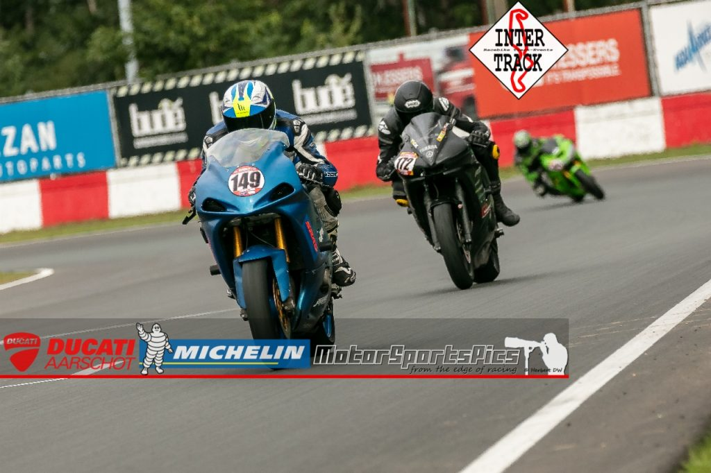 31-08-2020 Inter-Track at Zolder group 4 Red #91