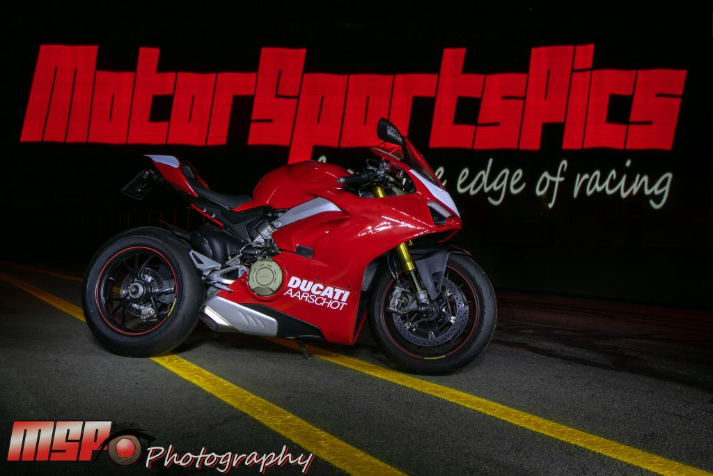 Lightpaint Motorcycle art photography