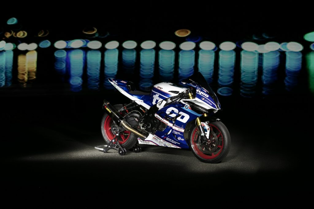 Lightpaint art photography of motorcycles #28