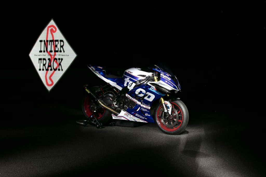 Lightpaint art photography of motorcycles #36