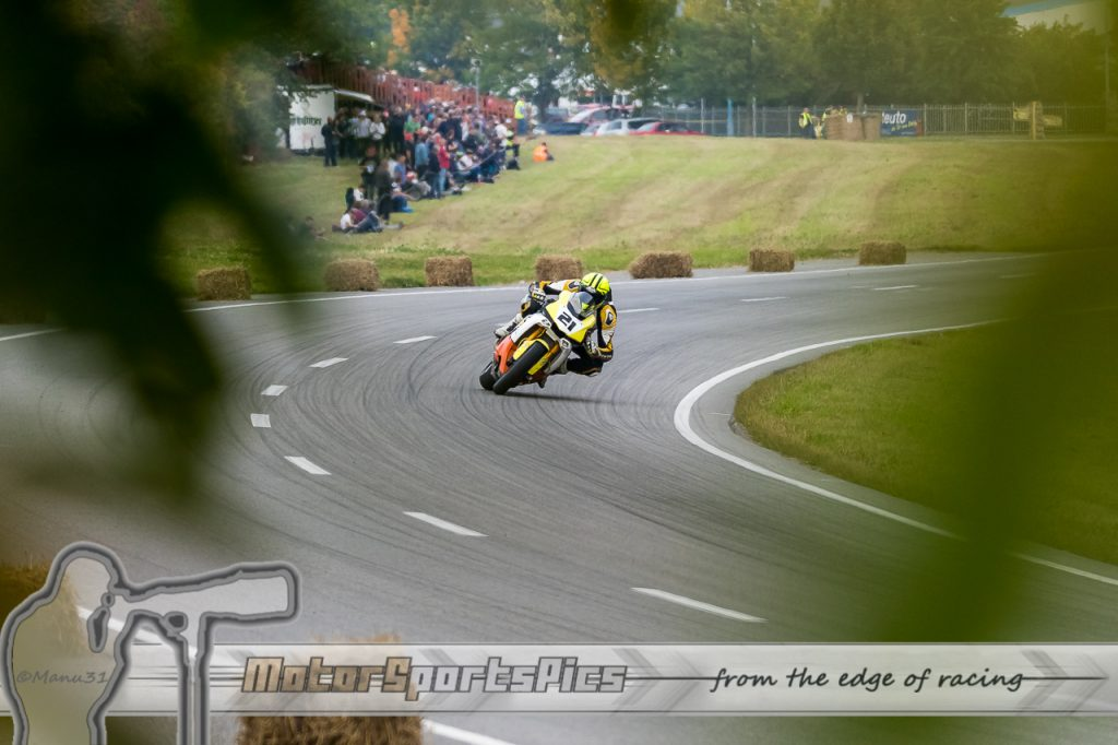 MarceL Zuurbier putting some rubber to the road IRRC stle