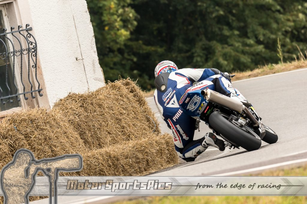 Paul Klop cutting it close at IRRC Frohburg