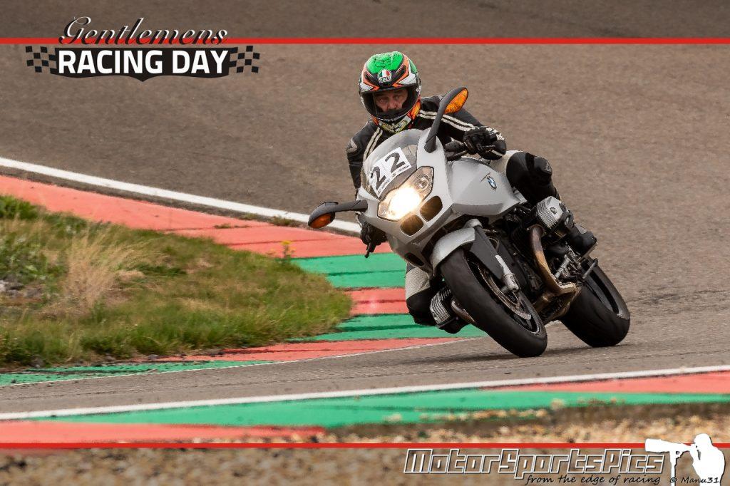 04-09-2020 Gentlemen's Racing day at Mettet group Moto #125